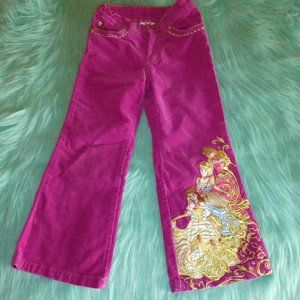 Disney Store Bright Pink Pants